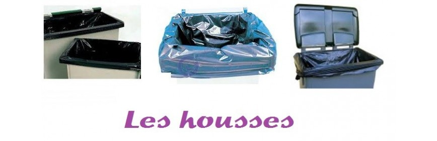 Les housses containers